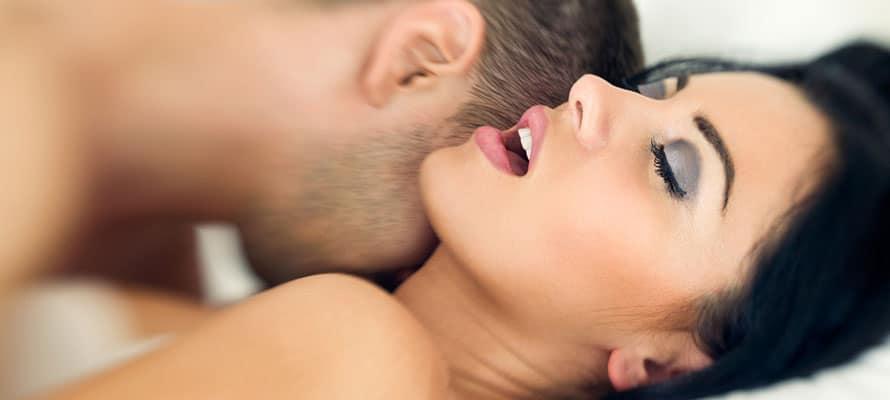 far impazzire un uomo a letto con il sesso