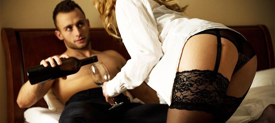 sodisfare pienamente un uomo con il sesso